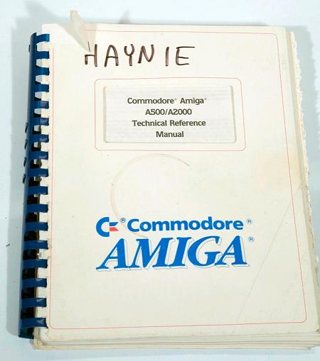 DAVE HAYNIE'S Museum of Amiga Hardware - Lemon Amiga Forum